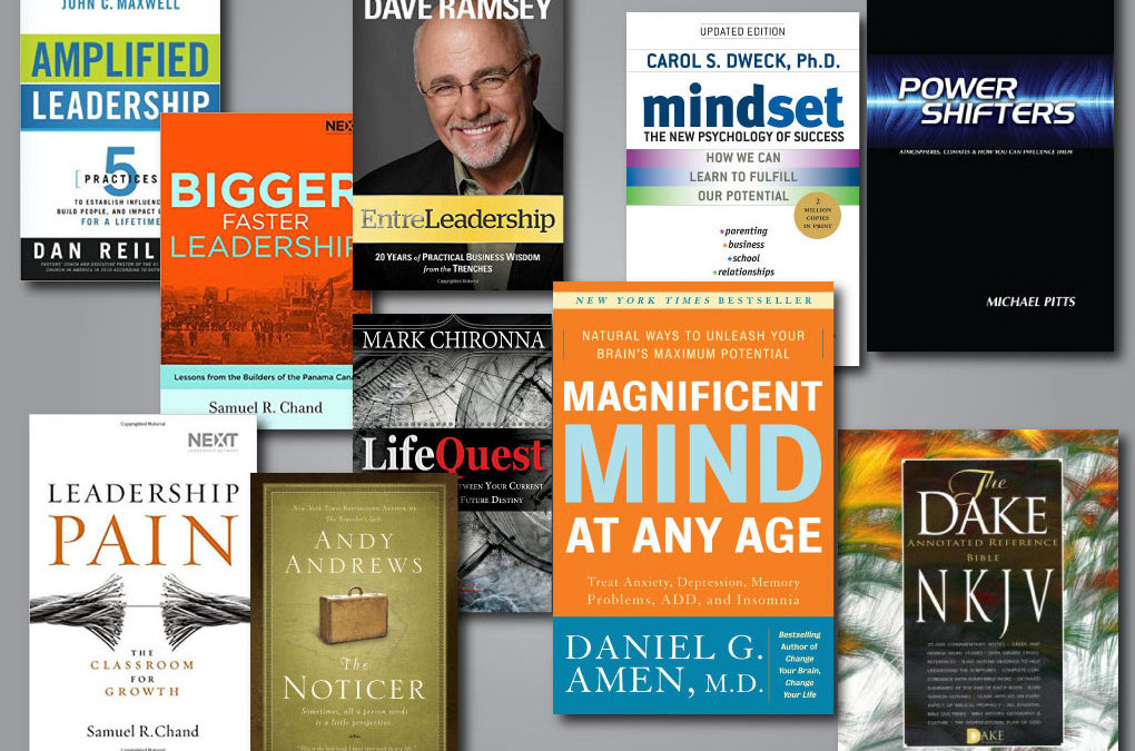 10 Bucket List Books for Leaders